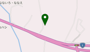 ラッキーピエロ 峠下総本店の地図画像