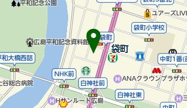 株式会社明電舎 中国支店の地図画像