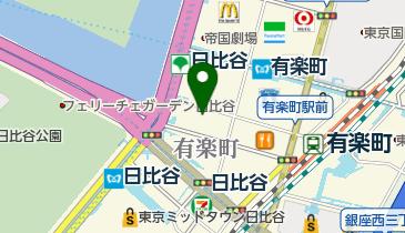 株式会社ニッポン放送の地図画像