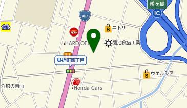クック-Y 鶴ヶ島店の地図画像