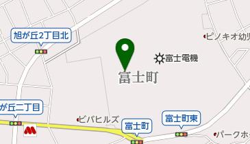 富士電機株式会社 東京工場の地図画像
