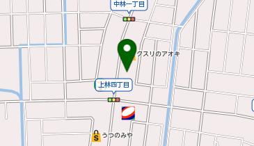 ブックマーケット野々市新庄店の地図画像