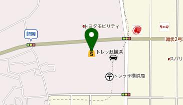 横浜市師岡コミュニティハウスの地図画像
