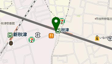 VIE DE FRANCE(ヴィ・ド・フランス)秋津店の地図画像