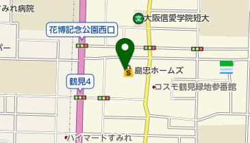 Fit(フィット) プラスワン 鶴見店の地図画像