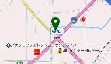 ヒマラヤスポーツ&ゴルフ 津山インター店の地図画像