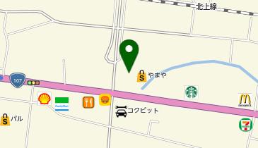 NEXAS(ネクサス) 北上店の地図画像