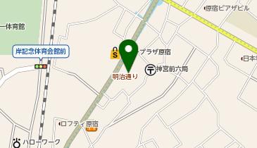 niko and ... (ニコアンド) TOKYO店の地図画像