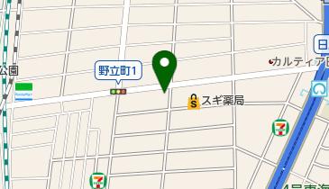リカーマウンテン 日比野店の地図画像