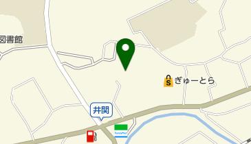 コスモス作業所の地図画像