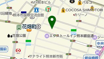 お酒のライズ 酒場通店の地図画像