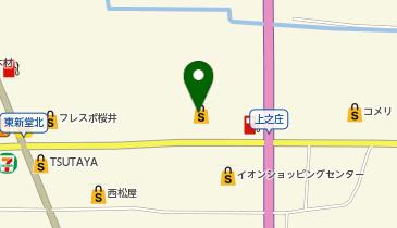 Joshin(ジョーシン) 桜井店の地図画像