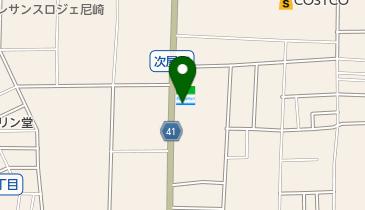 【水素】イワタニ水素ステーション尼崎の地図画像