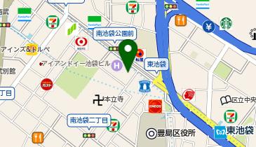 kinko's(キンコーズ) 池袋東口店の地図画像