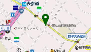 PRADA(プラダ) 青山店の地図画像