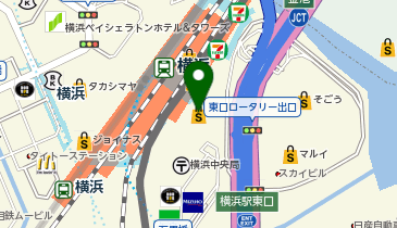 john masters organics select (ジョンマスターオーガニック セレクト) ルミネ横浜店の地図画像