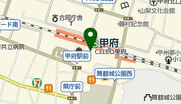 黄金おこわ たごさく セレオ甲府店の地図画像