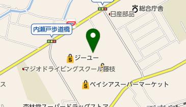 CAINZ(カインズ) 藤枝店の地図画像
