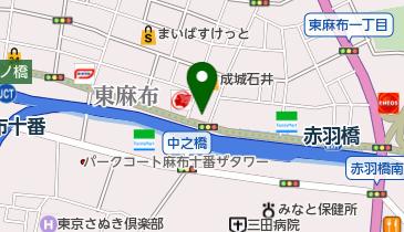株式会社Trancierge(トランシェルジュ)の地図画像
