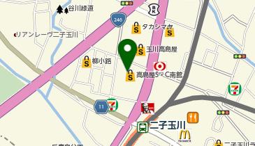 gelato pique cafe Bio concept(ジェラート ピケ カフェ ビオ コンセプト) 玉川高島屋S・Cの地図画像