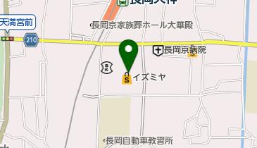 アバンティブックセンター長岡店の地図画像