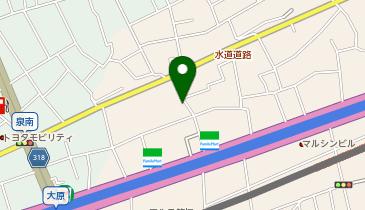 石臼挽き手打蕎麦 蒼凛の地図画像