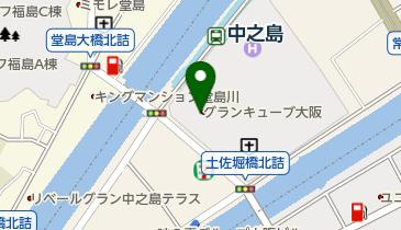 グランキューブ大阪(大阪国際会議場)の地図画像