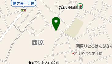 東京博善株式会社 代々幡斎場の地図画像