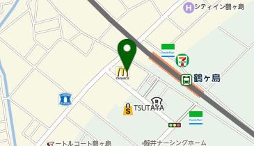 コモディイイダ 鶴ヶ島店の地図画像