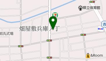 ライフアクセス株式会社の地図画像