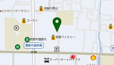 イオン 京都西店の地図画像