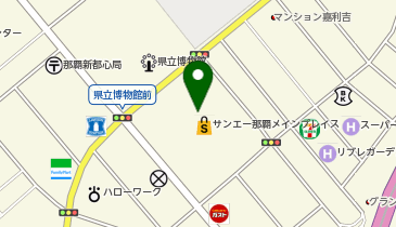 COMME CA STYLE(コムサスタイル) 那覇サンエー店の地図画像