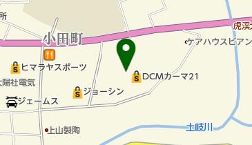 DCMカーマ21 多治見店の地図画像