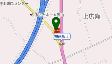 【水素】ENEOSDr.Driveセルフ狭山根岸店の地図画像