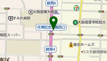 リサイクルショップ テディベアの地図画像