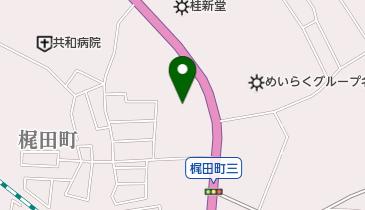 キンブル 大府店の地図画像