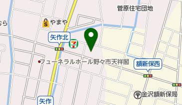 ソニックプラスセンター金沢の地図画像