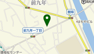 ファイテンショップ 盛岡店の地図画像
