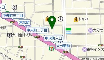 奇跡の手羽先 サラリーマン横丁 中央町店の地図画像