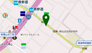 COMME des GARCONS(コムデギャルソン) 青山店の地図画像