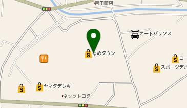美山 徳島店の地図画像