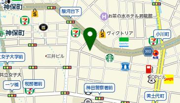 エスポートミズノ(ミズノ東京)の地図画像