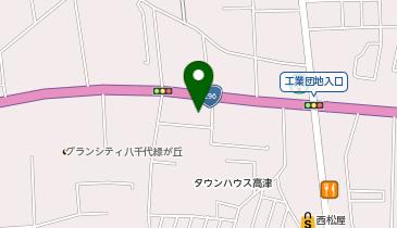 飛鳥交通千葉株式会社 八千代営業所の地図画像