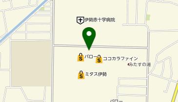 デューポイント ミタス伊勢店の地図画像