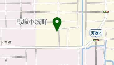 生活協同組合コープぎふ 岐阜西支所の地図画像