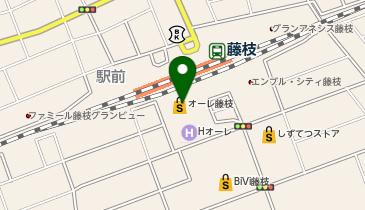 MI PLAZA MITSUKOSHI ISETAN(エムアイプラザ) 藤枝店の地図画像