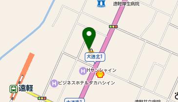 ファッション市場 sanki(サンキ) プラザコープ店の地図画像