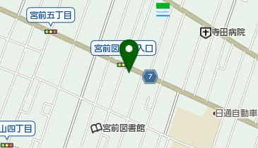 HYOD 東京(ヒョウドウ トウキョウ)の地図画像