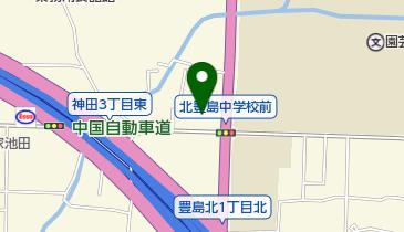 モリヤマスポーツ 池田店の地図画像