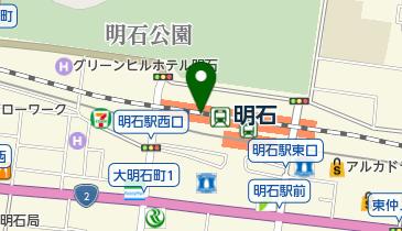 MUJI com(ムジコム) ピオレ明石店の地図画像